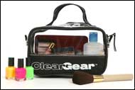 Clear Gear is great for storing makeup.
